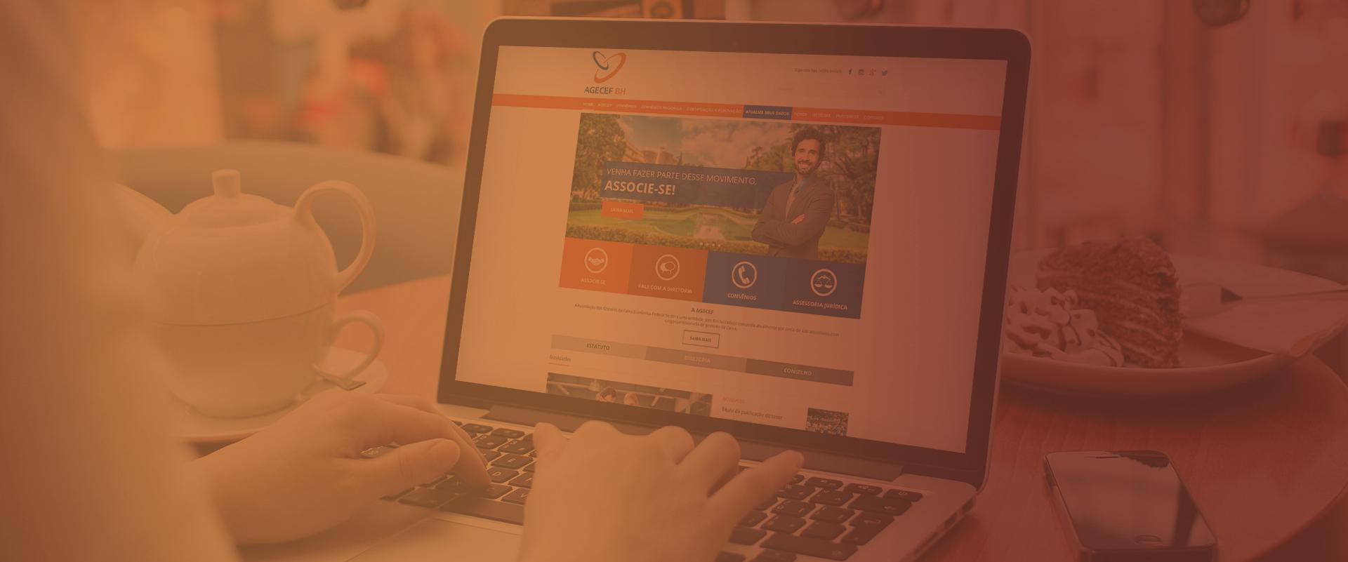 Criação de Sites para Entidades sem Fins Lucrativos