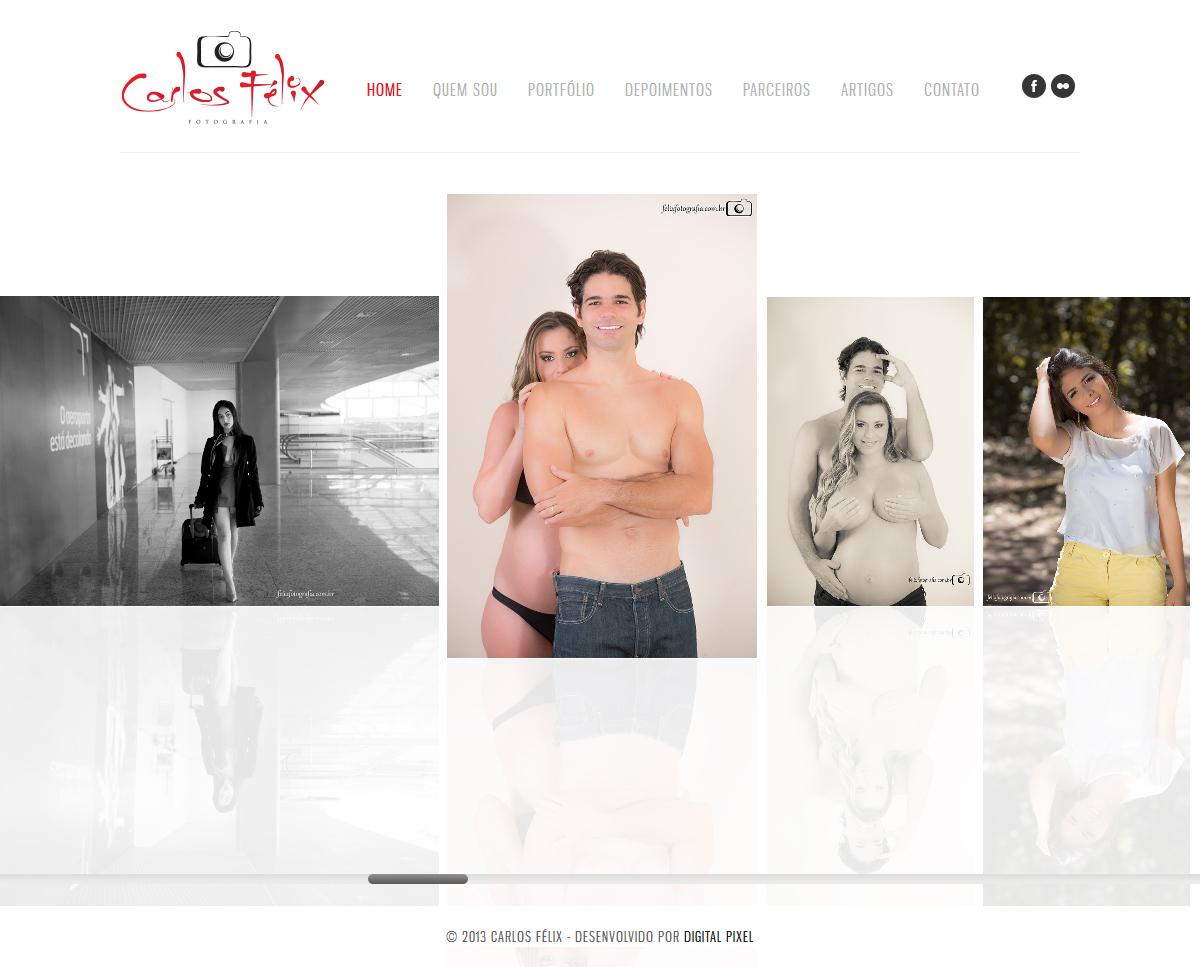 Criação de Sites para Fotográfos