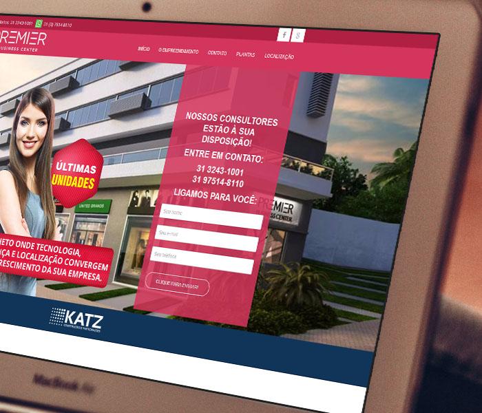 Criação de Landing Page para Imóveis